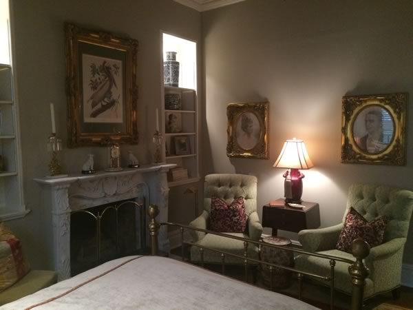 Dilworth Suite at Belle Oaks Bed and Breakfast located in Gonzales Texas