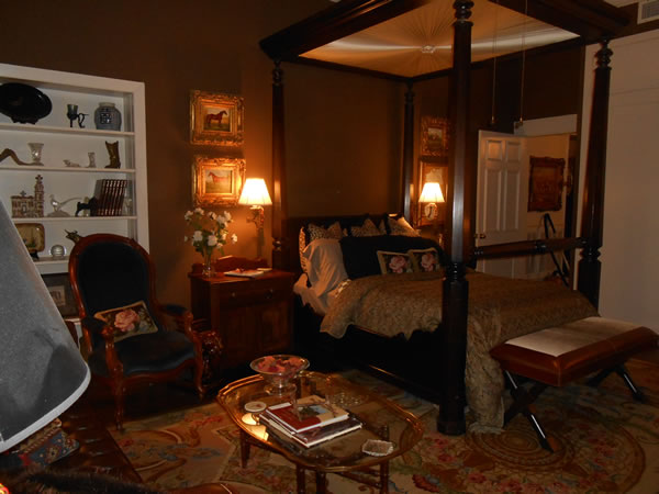 Riata Room at Bed & Breakfast Room in Gonzales Texas